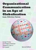Organizational Communication in an Age of Globalization [Pdf/ePub] eBook