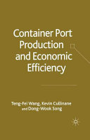 Container Port Production and Economic Efficiency Pdf/ePub eBook