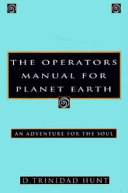 Operator s Manual for Planet Earth