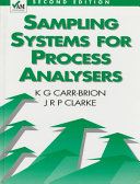 Sampling Systems for Process Analysers Book
