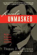 Lincoln Unmasked Pdf/ePub eBook