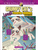 Creative Haven Grumpy Cat s Least Favorite Hobbies Coloring Book