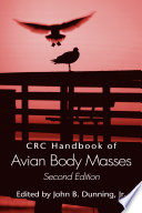 CRC Handbook of Avian Body Masses, Second Edition