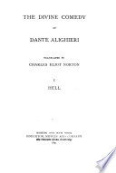 The Divine Comedy of Dante Alighieri  Hell Book