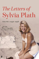 Letters of Sylvia Plath Volume I Book