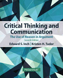 Critical Thinking and Communication