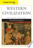 Cengage Advantage Books  Western Civilization  Beyond Boundaries Book