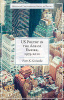 US Poetry in the Age of Empire, 1979-2012 [Pdf/ePub] eBook