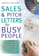 Sales   Pitch Letters for Busy People