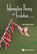 Pdf Information Theory and Evolution