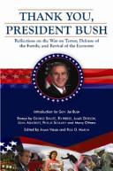 Thank You, President Bush