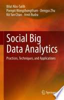 Social Big Data Analytics