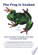 The Frog Is Cooked Book