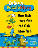 Dr  Seuss Puzzle Story One Fish Two Fish Red Fish Blue Fish Book PDF