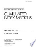 Cumulated Index Medicus