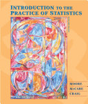 Introduction to the Practice of Statistics Standard Book