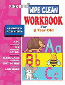 Wipe Clean Workbooks for 5 Year Old Book