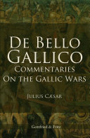 Commentaries on the Gallic Wars