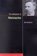 Philosophy of Nietzsche
