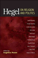 Hegel on Religion and Politics