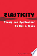 Elasticity  Theory and Applications