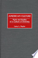 culture and change an introduction naylor larry