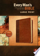 Every Man s Bible NLT Large Print