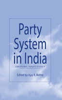 Party System in India
