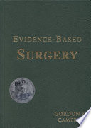 Evidence based Surgery Book