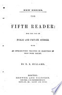 The Fifth Reader Book