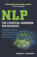 NLP: The Essential Handbook for Business [Pdf/ePub] eBook