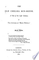The Old Chelsea Bun House