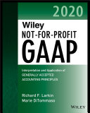 Wiley Not for Profit GAAP 2020