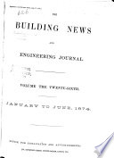 The Building News And Engineering Journal Book PDF