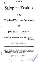 The Salopian Zealot: Or, the Good Vicar in a Bad Mood