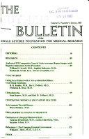 Guthrie Bulletin Book