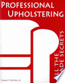 Professional Upholstering