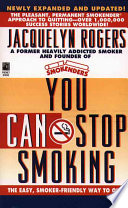 You Can Stop Smoking Book