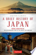 A Brief History of Japan Book