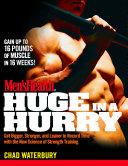 Men s Health Huge in a Hurry