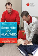 Heartsaver First Aid CPR AED Student Workbook (German)