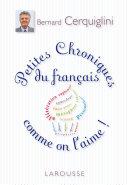 Pdf Petites Chroniques du français comme on l'aime Telecharger