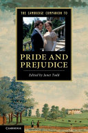 Pdf The Cambridge Companion to 'Pride and Prejudice'