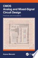 CMOS Analog and Mixed Signal Circuit Design Book