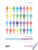 Marketing research : tools & techniques