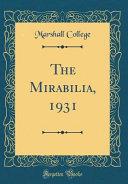 The Mirabilia  1931  Classic Reprint