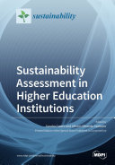 Sustainability Assessment In Higher Education Institutions Book PDF