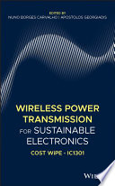 Wireless Power Transmission for Sustainable Electronics