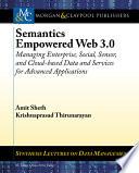 Semantics Empowered Web 3 0 Book PDF