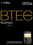 BTEC National Business Student Textbook
